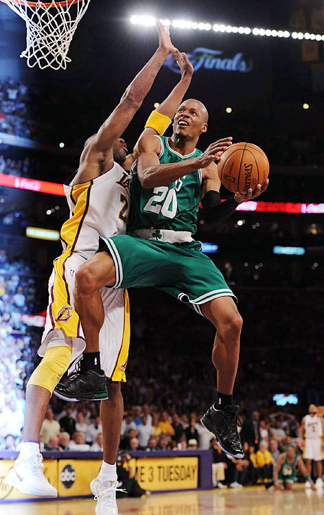 Bryant and the Lakers will look to rebound against the Celtics in Game 3 on Tuesday night in Boston, when one team will break the series tie.