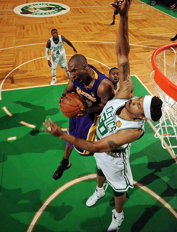 Kobe and the Lakers will go back to the drawing board for Game 5, which tips Sunday night in Boston with the series tied at 2-2.