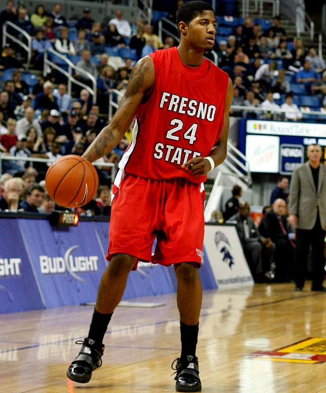 Fresno State, Sophomore Small Forward/Power Forward 6-7, 185 pounds, 20 years old  Smooth, athletic wing with impressive perimeter shot and considerable upside.