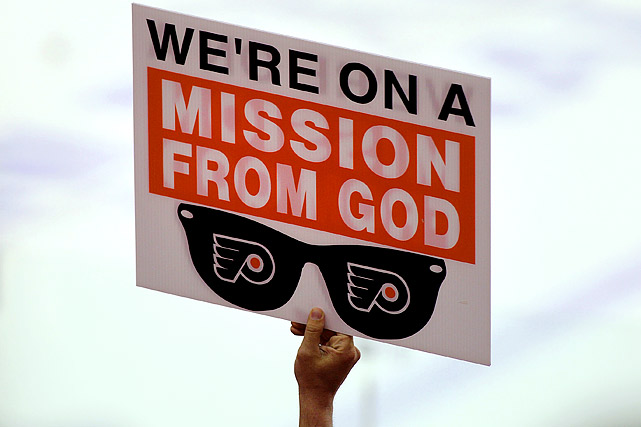 The Flyers' mission statement.