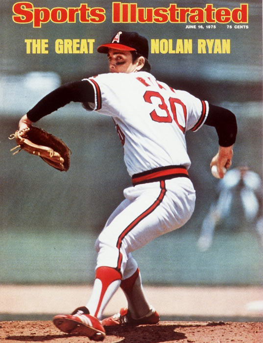 Angels ace Nolan Ryan throws a no-hitter and records his 100th career victory with a 1-0 victory over the Orioles.