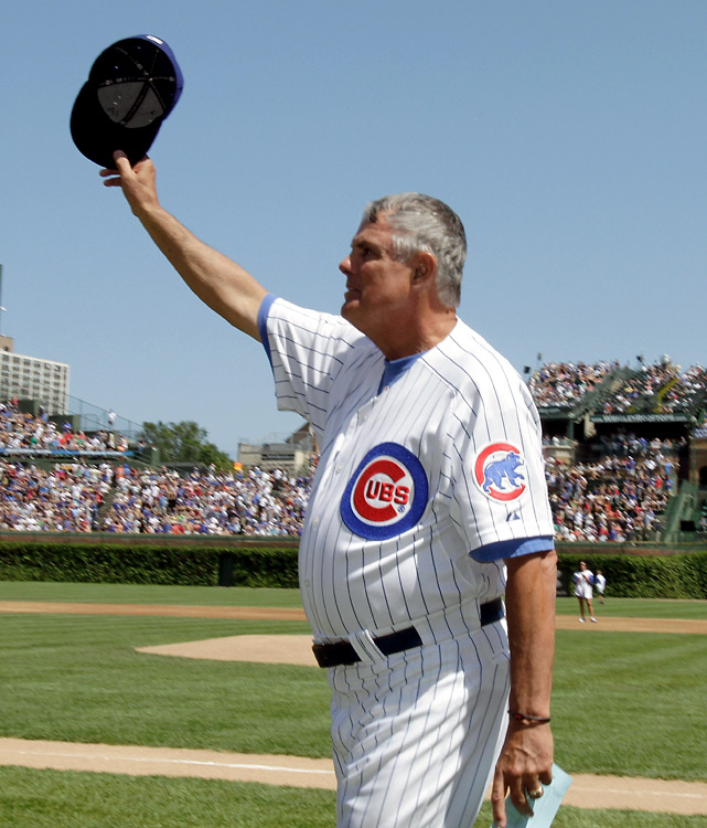 For Lou Piniella, family comes first. And that's why he stepped down as Cubs manager on Aug. 22 in order to spend more time with his ailing mother.