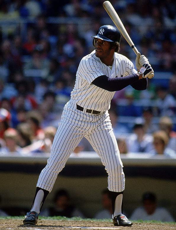 After Boss George decides to turn the Bronx Bombers into the speedy Bronx Burners, the Yankees acquire outfielder Ken Griffey in a trade with Cincinnati, and sign swift ex-Reds outfielder Dave Collins to a three-year deal worth $2.25 million. Griffey and Collins will spend much of the season in search of a permanent position. Starting pitcher Shane Rawley arrives from Seattle via trade.