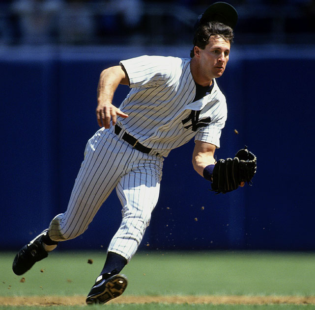 The headline deal is the signing of former Dodger second-sacker Steve Sax (three years, $4 million) to replace longtime standout Willie Randolph. Sax will mostly become famous in New York for developing the yips. The Yankees also try to fortifying their starting staff with the likes of Andy Hawkins (three years, $3.6 million) and Dave Lapoint (three years, $2.5 million). Moody slugger Mel Hall arrives via trade with Cleveland during spring training.