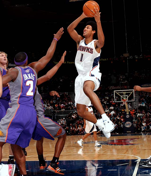 Josh Childress, who was acquired by the Suns in a sign-and-trade, spent the last two seasons with Olympiakos in Greece, where he averaged 15.2 points on 52.3 percent shooting and 4.8 rebounds in the Euroleague in 2009-10. Before that, the versatile wing player was one of the league's top sixth men for the Hawks.