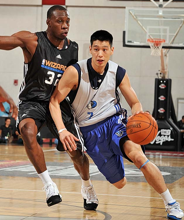 Undrafted out of Harvard, Jeremy Lin's best performance came against John Wall and the Wizards when he went for 13 points on 6-of-12 shooting. The Warriors were impressed enough with Lin's summer-league play that they reportedly are offering him a multiyear deal.