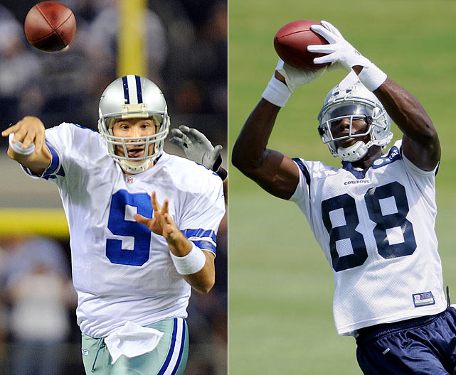 Bryant dropped in the 2010 draft because of some character concerns, and the Cowboys happily traded up three spots and snatched him up with the 24th overall pick to add to an embarrassment of riches at the receiver position. With most of the game planning attention shifting to Miles Austin heading into the season, the electric Bryant can make a huge impact down the field, providing Tony Romo with a true deep threat.