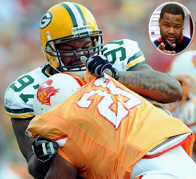 Facing drug charges stemming from his July 2008 arrest outside a Houston nightclub, Packers' defensive tackle Johnny Jolly was handed a year-long suspension from the NFL, the harshest penalty so far this offseason. Reports surfaced in June that Jolly had been involved in the buying, selling and distribution of illegal substances.