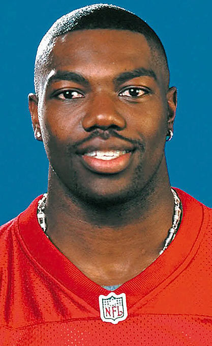 Owens signed a seven-year, $23 million contract with the 49ers and began his transformation from Terrell Owens to T.O.