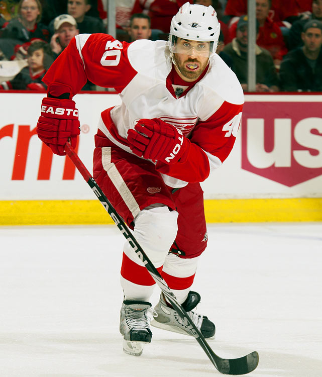 Approaching unrestricted free agency that summer, Zetterberg was signed in late January after he agreed to remain a Red Wing for life.  The contract pays the Swedish center as much as $7.75 million per season from 2010 to 2017 before shrinking to as little as $1 million in its final year (2020-21).