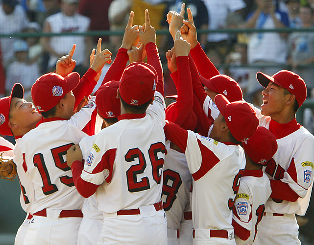 Japan finished the tourney 5-0 to win the Little League World Series for the first time since 2003.
