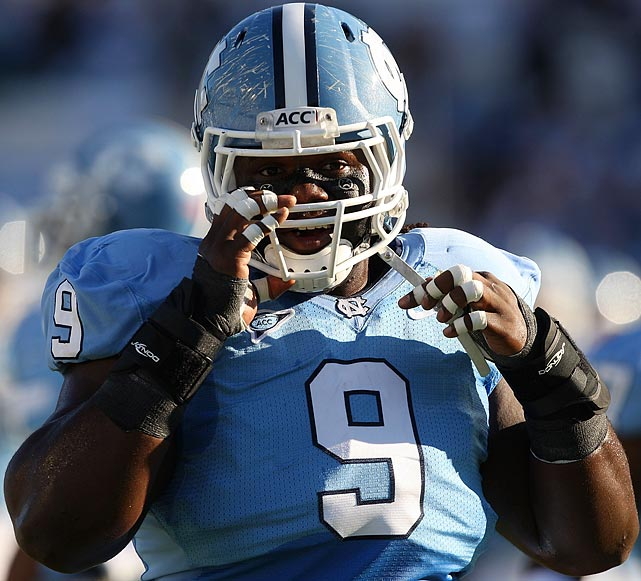 An ongoing NCAA investigation has cast a cloud of uncertainty over Austin's season, but on the field there are no questions about what he brings to the Tar Heels' defense. He had 42 tackles last season and was named to the All-ACC second team.