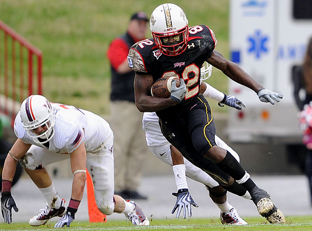 Smith is one of the most explosive players in the country, and his return ability is just one element of his package. He currently ranks first in program history and third in ACC history with 2,398 career kickoff return yards. He set an ACC record for kickoff returns in 2008, only to break his own record last season as a junior.