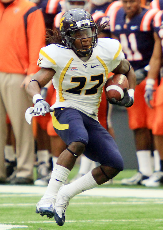 Hogan's play was somewhat disappointing in 2009, but he still has all the skills to be a lockdown corner. If he returns to from in 2010, the WVU defense could be downright frightening.