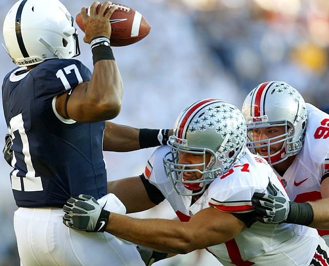 "The son of late NFL star Craig ""Ironhead"" Heyward becomes the Buckeyes' primary pass-rusher following the departure of Thaddeus Gibson."