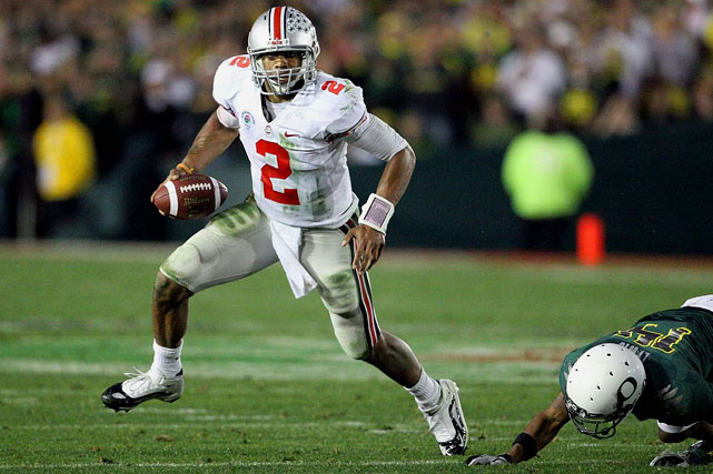 On the heels of his Rose Bowl MVP performance, the Buckeyes star enters his third year as starter with Heisman hopes and the chance to lead a national-title contender.