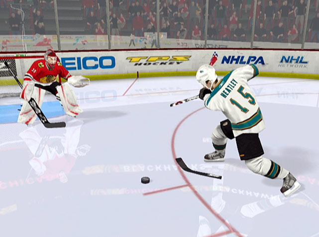 The NHL 2K series took a one-year hiatus from PS3 and Xbox 360, but not from the Wii. The result is a game that seems tailor-made to the Nintendo console's strengths, with a wide range of game modes for players of all ages and experience levels -- from Road to the Cup (for casual gamers) to the standard Franchise play (for junkies). The Wii MotionPlus peripheral is the most obvious highlight, a feature that enables uncanny real-time pick handling, dekes and juggling. But it's far from a perfect product. Hiccups in the A.I. and inconsistent control mechanics leave NHL 2K11 at the mercy of its EA Sports counterpart. The fatal flaw: The game doesn't reliably pull the trigger when you motion to shoot. That's impossible to sugarcoat when you're talking about a game where one or two miscues can determine the outcome.  Score: 7/10