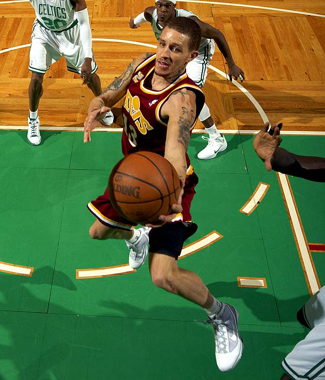 The Timberwolves acquired Delonte West in a trade with Cleveland and then waived him in early August in a money-saving move. West has had some off-court issues, but he's also been an important player on two 60-win Cavaliers teams. He's a versatile player who can play either guard position.
