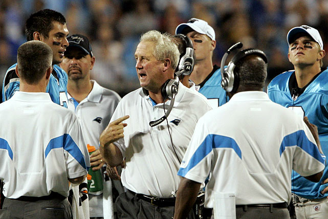 After parting ways with several veterans this offseason -- including Julius Peppers and Jake Delhomme -- the Panthers seem to be in a full-fledged youth movement. Fortunately for Panthers fans, head coach John Fox always seems to get the most out of his players.   Fox will have to be in top form however, as inexperienced players will be expected to fill several starting spots on offense and defense.
