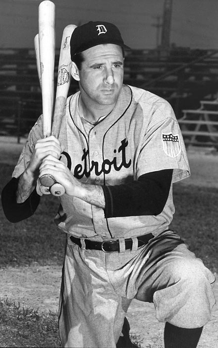 Greenberg is considered the first Jewish superstar in American sports. A five-time All-Star and two-time AL MVP, Greenberg was elected to the Hall of Fame in 1956.