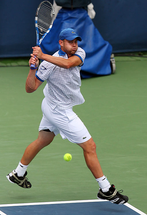 It's been seven long years since Andy Roddick's first and only Grand Slam triumph at the 2003 U.S. Open. The 28-year-old's chances may hinge on whether he's fully recovered from a mysterious midsummer bout with mono.