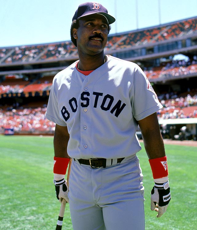 The Hall of Fame outfielder's adversarial relationship with the media was on display in 1987 when he ripped the shirt of  Hartford Courant  reporter Steve Fainaru during an altercation. An on-deadline Fainaru, his shirt in tatters, returned to the press box to finish his story. The next day, Rice shook Fainaru's hand and offered him a new shirt (which the reporter declined).