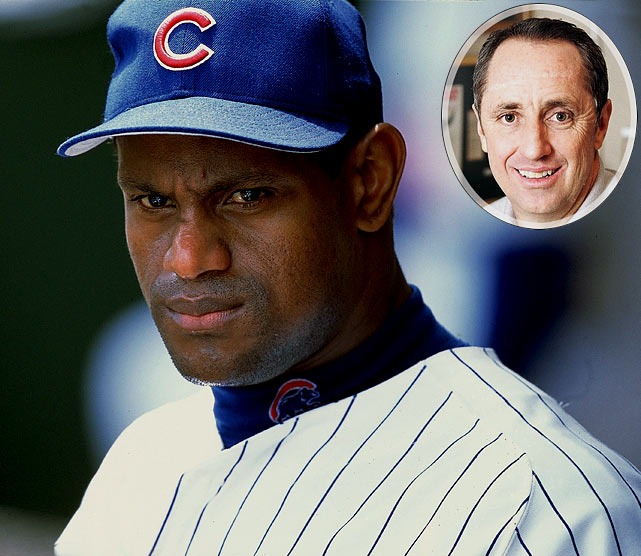 "In 2002,  Sports Illustrated 's Rick Reilly wrote down for Sammy Sosa -- who had said he wanted to be first in line if baseball tests for steroids -- the name and phone number of a drug-testing lab and asked him, ""Well, why wait?"" Sosa, according to Reilly, grew angry, cursed at the columnist and said, ""You're not my father! Why do you tell me what to do? Are you trying to get me in trouble?"""