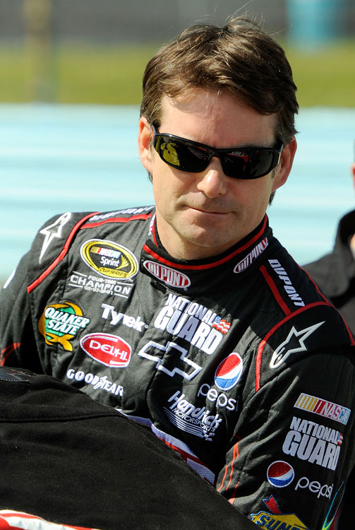 Hendrick Motorsports -- No. 24 Chevy  Jeff Gordon heads into the 10-race Chase marred in the longest winless streak of his career -- 55.    Wins:  0   Top 5s:  10   Top 10s:  13   Best finish in Chase final standings:  1st