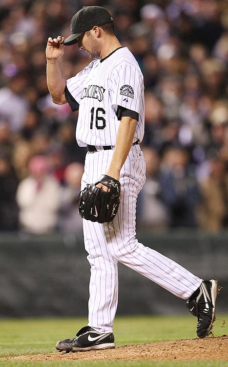 Huston Street received treatment from Galea in 2007 and 2008 when the Rockies' closer was still with the Athletics.  Street said his 2007 treatments consisted solely of oxygen therapy and manual therapy.  He claims he stuck with Galea for the doctor's ability to pinpoint injuries and their causes.