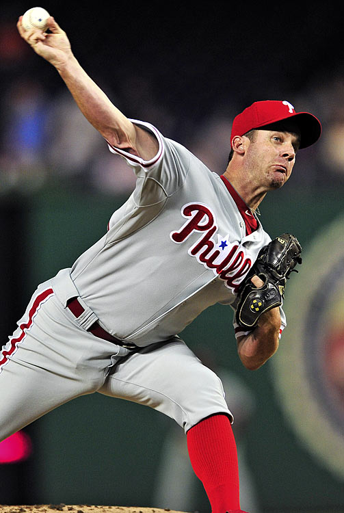 On the morning of July 29, Roy Oswalt was 6-12 with a 3.48 ERA for the woebegone Astros and the Philadelphia Phillies were just 55-46, stuck in second place behind the Braves. But after landing Oswalt in a trade with Houston, the fortunes turned for both pitcher and team. Oswalt went. 7-1 with a 1.65 ERA down the stretch and the Phillies won 39 of their next 56 games to clinch the NL East title and home-field advantage throughout the playoffs.