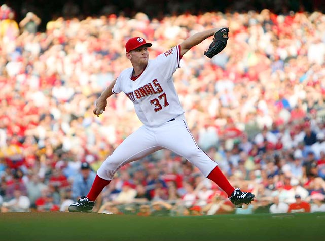 Perhaps no pitcher had ever received the kind of hype that Strasburg did before he ever set foot on a big league mound. The No. 1 pick in the 2009 draft, Strasburg electrified the baseball world by striking out 14 Pirates without giving up a walk in his debut. Strasburg continued to be baseball's biggest drawing card all summer before his season ended with a torn ligament that would require Tommy John surgery.