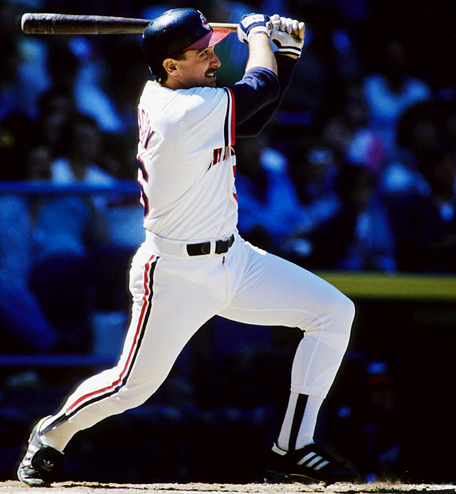Played 11 seasons 2nd most home runs in a season: 20 (1985) Career 162 game average homers: 15