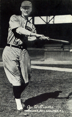 Played 18 seasons 2nd most home runs in a season: 30 (1927) Career 162 game average homers: 20