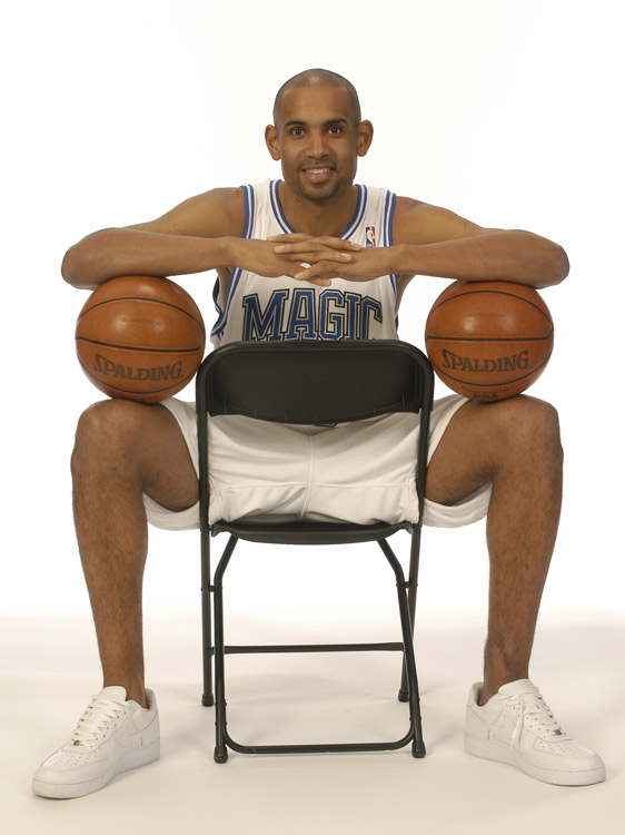 In August 2000, Hill moved to Orlando as part of a sign-and-trade deal with Detroit. The Magic were counting on Hill and fellow newcomer Tracy McGrady to lead them to championships, but Hill played only four, 14 and 29 games his first three seasons in Orlando because of injuries. Orlando never won a playoff series in the McGrady-Hill era.