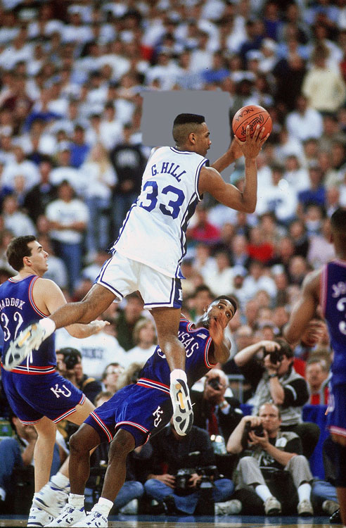 Hill had 10 points, eight rebounds, three assists and two blocks in the 1991 title victory.