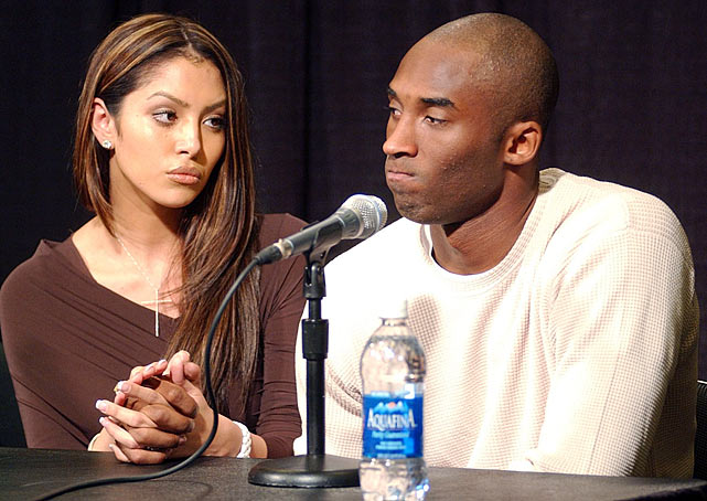 The married L.A. Lakers superstar was accused of sexual assault by a 19-year-old employee of a Colorado resort. Bryant tearfully admitted to an encounter with the woman, but insisted it was consensual. As sordid details swirled, Bryant faced a sentence of four years to life and a fine of up to $750,000. The case was dropped in September 2004 when Bryant's accuser declined to testify after admitting that she had misled detectives. She had also received death threats after her name and details of her personal life were leaked to the media. Bryant's public apology also swayed her, although she filed a civil suit that was later settled out of court.