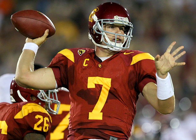 Matt Barkley (202 passing yards, 2 TDs) and the Men of Troy did just enough to eke out a home victory over an ACC also-ran on Saturday. But a win is a win is a win for USC (2-0), which travels to Minnesota next week before opening up Pac-10 play on Sept. 25 against Washington State.