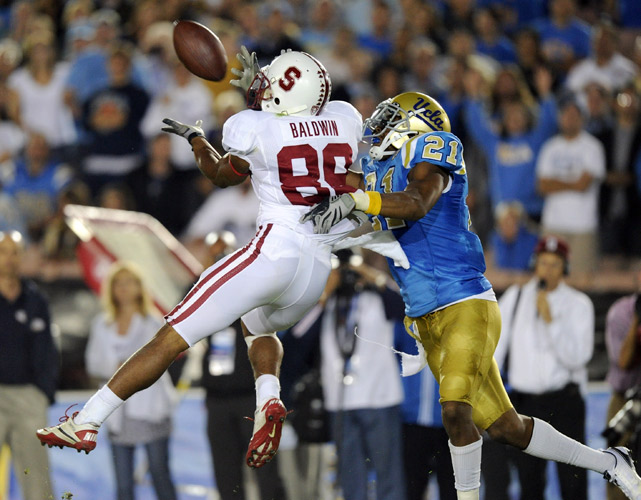 No love was lost Saturday between these Pac-10 foes on Saturday. Stanford sophomore quarterback Andrew Luck highlighted a big day with two touchdown passes and the Cardinal defense did the rest in this 35-point romp.