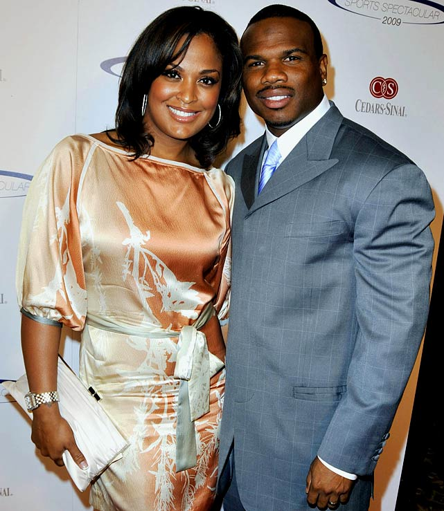 Former world-class boxer Laila Ali and former NFL receiver Curtis Conway have been married since 2007. They have a son and daughter together.