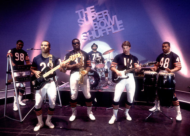 No talk of the 1985 Bears would be complete without a mention of the famous Super Bowl Shuffle. The song, performed by the Chicago Bears Shufflin' Crew, became an instant hit and reached No. 41 on the music charts.