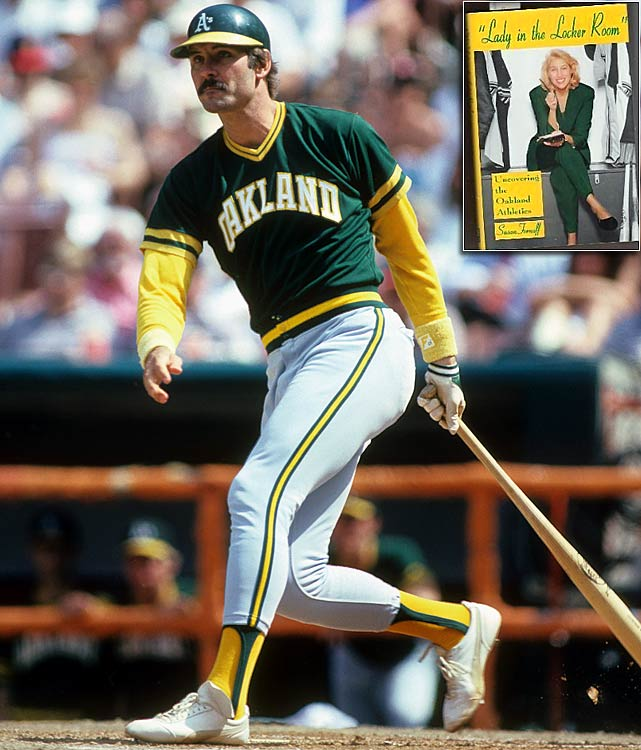 "Former Oakland A's outfielder Dave Kingman wasn't pleased after being criticized by Sacramento Bee reporter Susan Fornoff during the 1986 MLB season.  In a gesture of payback, Kingman gift-wrapped a live rat and tagged it with the label ""My name is Sue."" He delivered it to Fornoff before Oakland's game against the Kansas City Royals.  MLB officials weren't  pleased about that, tagging Kingman with a $3,500 fine in return."