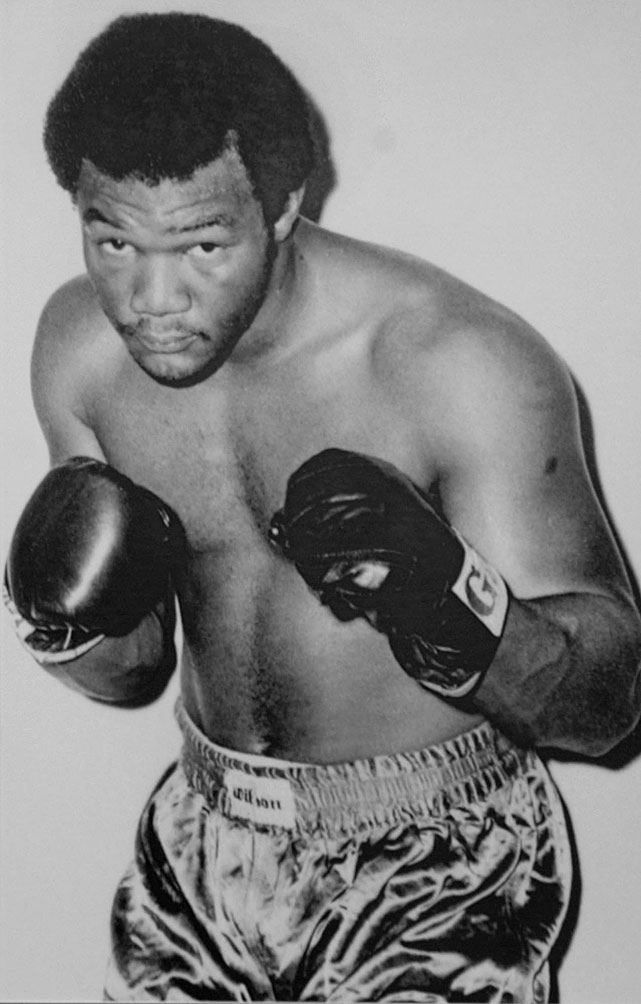 After striking gold at the 1968 Olympics, Foreman steamrolled the previously unbeaten Joe Frazier for the title in Jamaica, flooring the champion six times in two rounds.