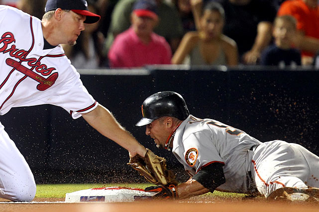 Torres dashed for 26 stolen bases in 2010, an MLB career high.  Known for his speed, Torres once amassed an impressive 65 stolen bases in a single season in the minors.