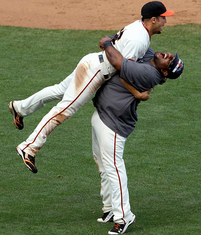 The 32-year-old Torres was a revelation for San Francisco in 2010, playing in 139 games while assuming the role as the team's everyday center fielder.  His .268 average and 84 runs scored from the top of the lineup keyed the Giants run to the NL West Division title, their first since 2003.