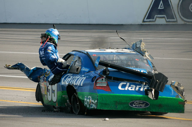 Though Edwards emerged from the wreck with no major injuries, the incident drew attention to fan safety at races.