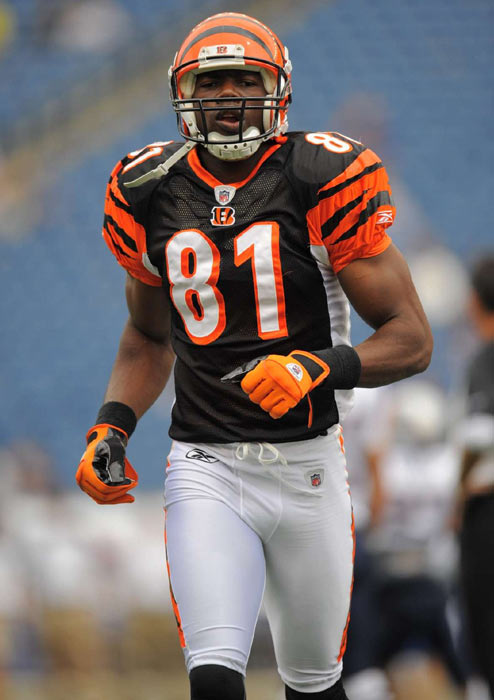 It looks like Terrell Owens is more bark than bite, at least according to his peers.  In a recent SI poll of 239 players, the Bengals WR received 14 percent of the vote. Here are the other players who made the list.