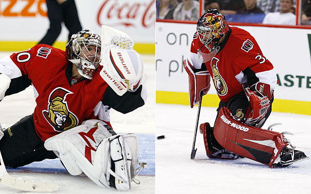 You can't expect any more out of Elliott, a 10th round pick in 2003. The problem for the Sens is that they expect more out of Leclaire and he just hasn't shown the consistency throughout his career to warrant such lofty regard.    Click HERE  for Darren's take on the goaltending trend in the NHL.