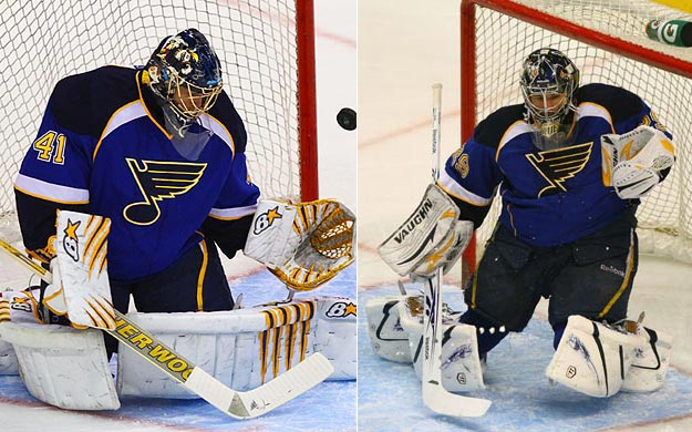 Coming over from the Montreal, Halak gives the Blues and up and coming legitimate number one netminder who is building an impressive NHL track record. Add professional backup Conklin and you have the near perfect tandem scenario.   Click HERE  for Darren's take on the goaltending trend in the NHL.