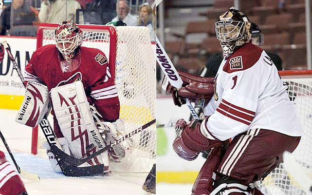 Bryzgalov was phenomenal in Phoenix last season and LaBarbera proved to be the perfect compliment. Both are big, aggressive and now established in their respective career roles -- all positives for the Coyotes coming off a surprise season into one that's now filled with elevated expectations.    Click HERE  for Darren's take on the goaltending trend in the NHL.