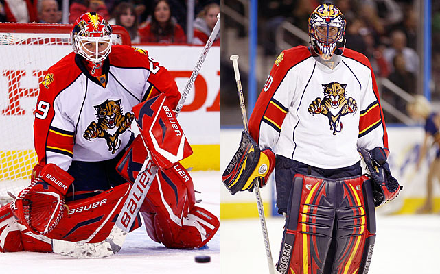 Vokoun is a battler and a gamer, and he plays a lot (averaging 64 games in each of the past three seasons). Yet, those qualities have never really been quite enough. He plays too much to not have a dip in the quality of his play at some point in the season and it is always drop-off that the Panthers never seem up to overcoming. Journeyman Clemmensen (23 appearances for Florida last season) is a reliable backup who played very well in a career-high 40 for New Jersey in 2008-09.    Click HERE  for Darren's take on the goaltending trend in the NHL.